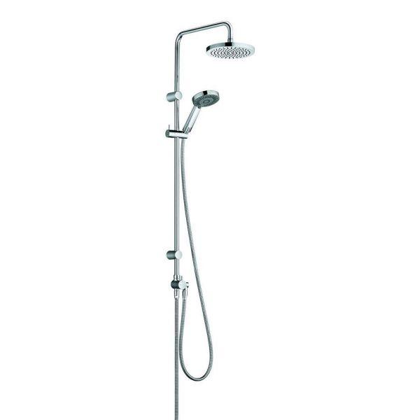 Kludi Dual Shower System für Wandmontage, verchromt, A-QA 6609105-00