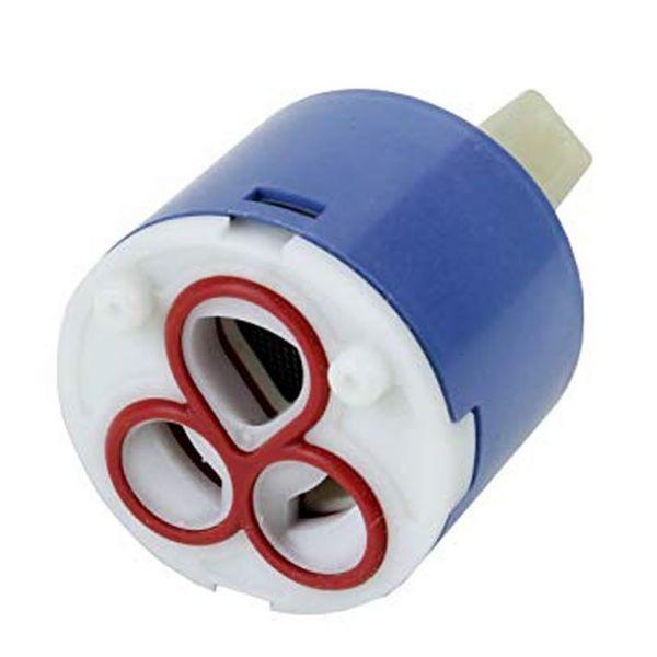 Ersatz Keramikkartusche 35 mm Kunststoff Steuereinheit/Ventil für Einhebelarmatur-Copy