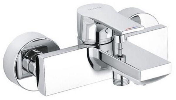 Kludi Einhebel Badewannenarmatur Wannen-Armatur Zenta SL chrom 486700565
