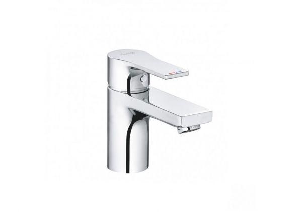 Kludi Waschbecken-Armatur-Einhebelmischer Zenta SL 482620565 chrom ohne Ablaufg.-Copy
