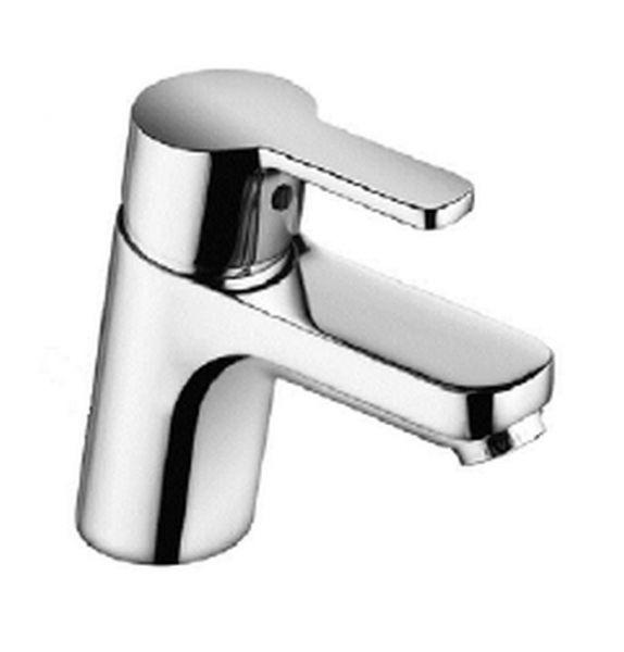 Kludi Waschbecken-Armatur-Einhebelmischer LOGO NEO 373820575 chrom ohne Ablaufg.