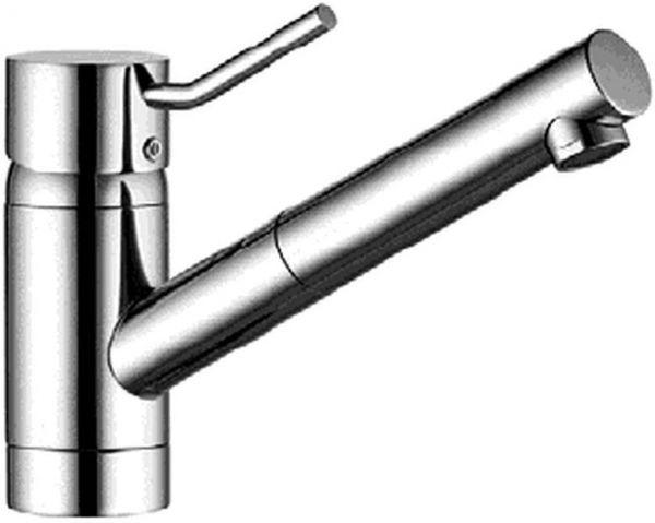 Küchenarmatur Spültisch Armatur Brause KLUDI D-TAIL 339310590