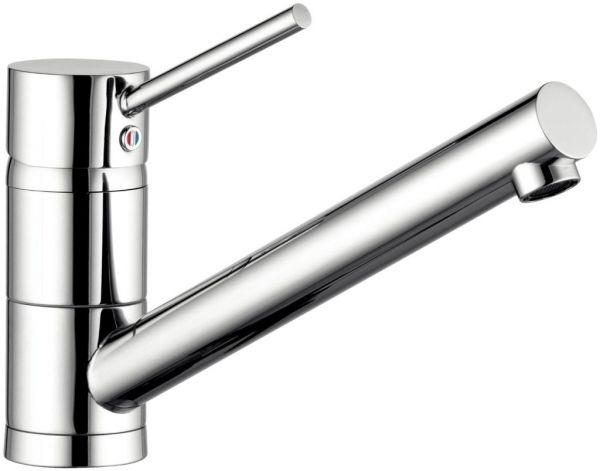 Kludi Einhebel Spültisch/Küchenarmatur NIEDERDRUCK Scope 339390575 chrom