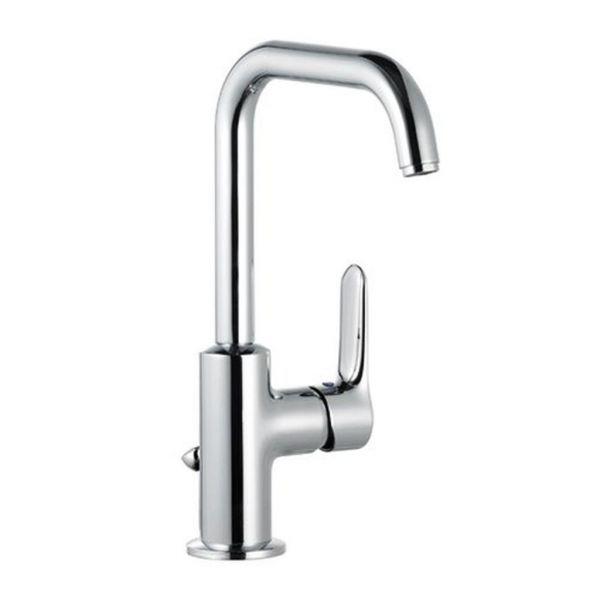 Kludi Waschtischarmatur Waschbecken Bad Armatur chrom Objekta 320230575