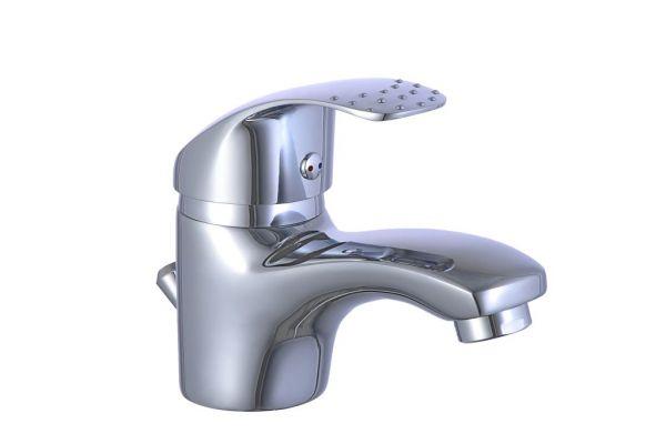 Waschtischarmatur Waschbecken Bad Armatur Wasserhahn chrom Berlin