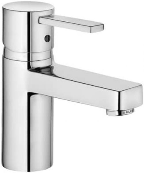 Kludi Waschbecken-Armatur-Einhebelmischer Zenta 382510575 chrom ohne Ablaufg.