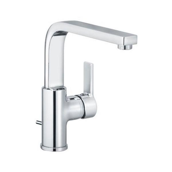 Kludi Waschtischarmatur Waschbecken Bad Armatur chrom O-CEAN 420250573