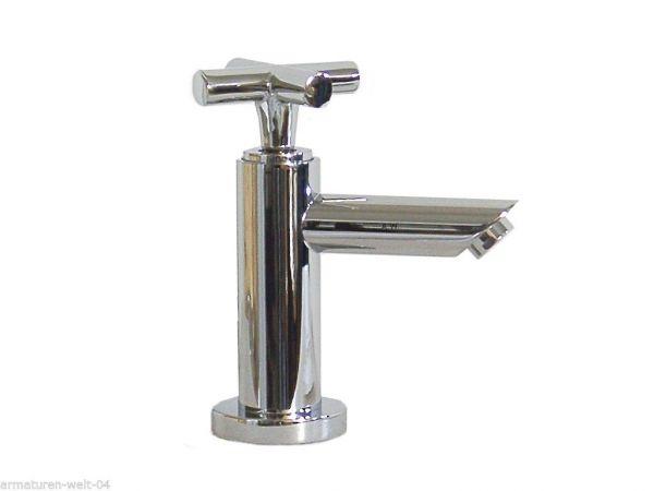 Kaltwasserhahn Kaltwasserarmatur Bad Gäste WC Armatur