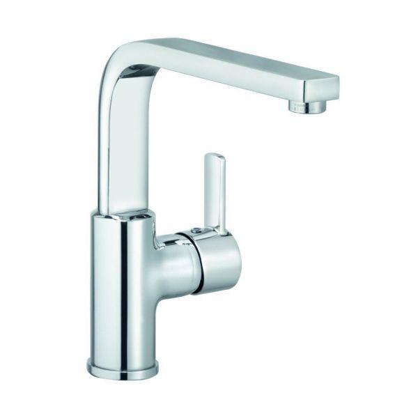 Kludi Waschtischarmatur Waschbecken Bad Armatur chrom Zenta 420260575