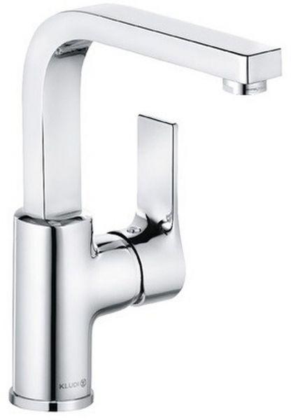 Kludi Waschtischarmatur Waschbecken Bad Armatur chrom Zenta 480280565 o. Ablaufg