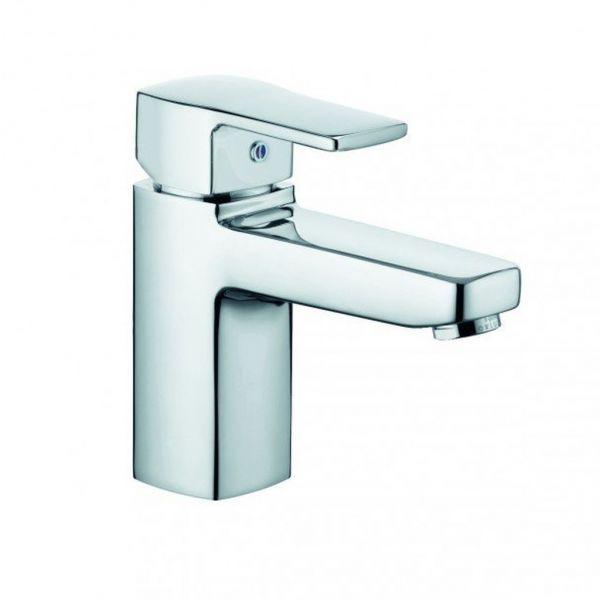 Kludi Waschtischarmatur Waschbecken Bad Armatur chrom Q-BEO 500260565-