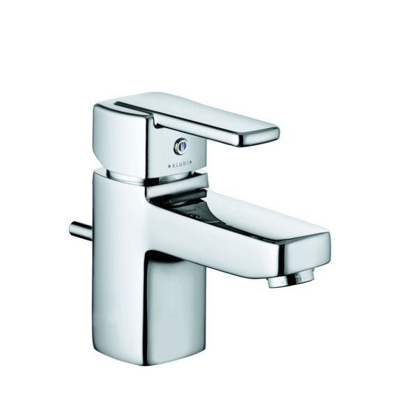 Kludi Waschtischarmatur Waschbecken Bad Armatur chrom Q-BEO 500230575