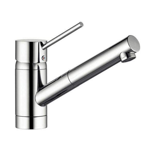Küchenarmatur Spültisch Armatur Brause KLUDI SCOPE 339320575 Niederdruck